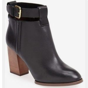NEW!! Report Signature Black Marlah Booties